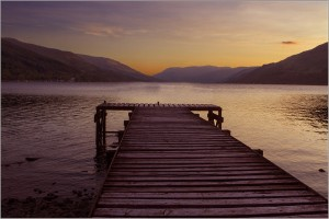 Loch Earn Pier FB