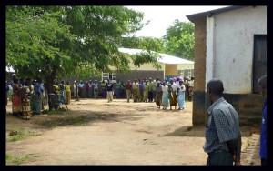 Zambian Funeral