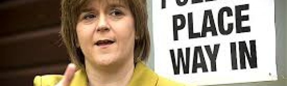Sturgeon strikes a blow for women and the SNP
