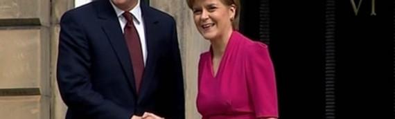 Scottish Democracy question from Cumbria