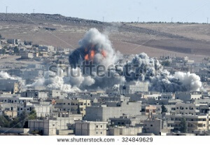 stock-photo-coalition-forces-hitting-to-isis-target-in-kobani-discirt-in-syria-october-suruc-turkey-324849629