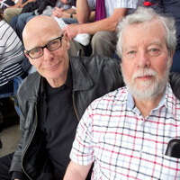 Eamonn and I at Croke Park E
